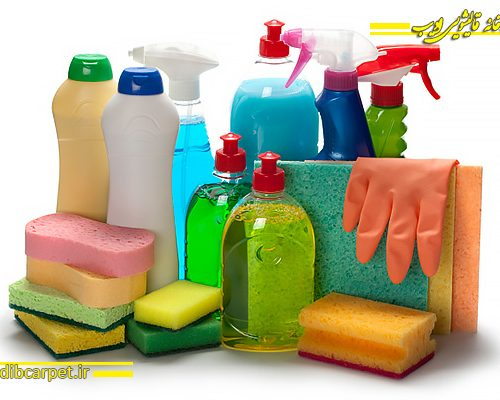 خطر شوینده های شیمیایی و معرفی پاک کننده های طبیعی