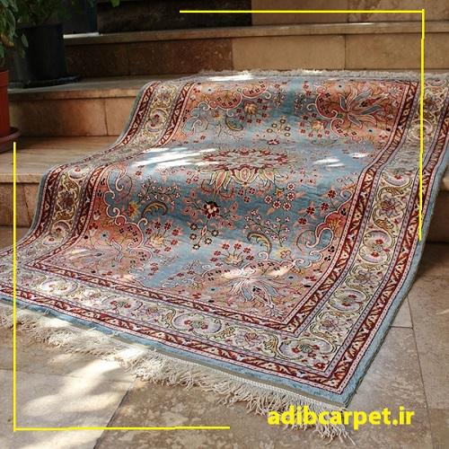 شستشوی-فرش-ابریشمی