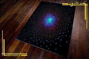فرشی از جنس نورLED