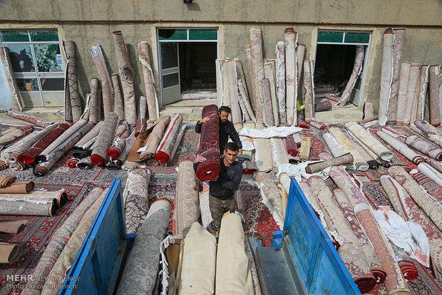 بازار-کم-رونق-فرش-قالیشویی-ادیب