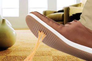 قالیشویی-شستشوی-فرش-حذف-آدامس-آبنبات-شکلات-از-فرش