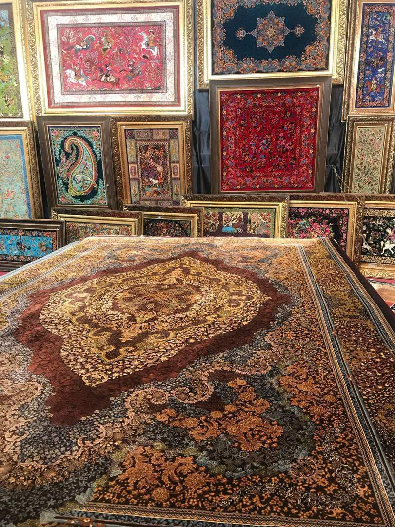 نمایشگاه-فرش-دستبافت-قالیشویی-ادیب