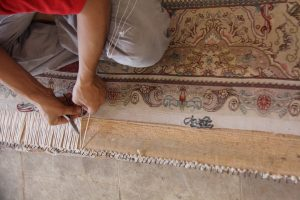 ریشه-زنی-فرش-ریشه-بافی-قالیشویی-ادیب