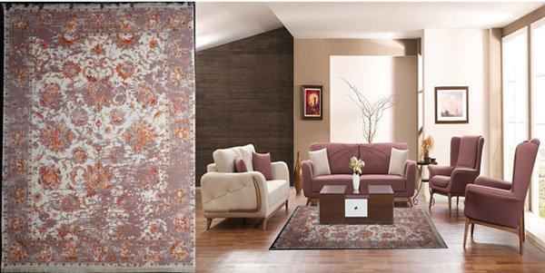 فرش-کلاریس-قالیشویی