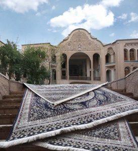 شهر-فرش-ایران-قالیشویی