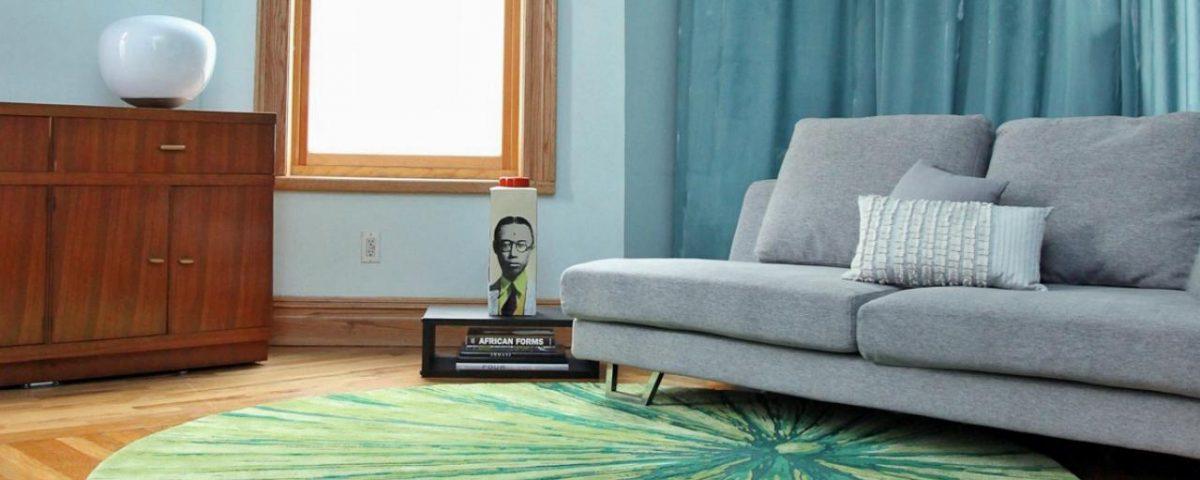 فرش-گرد-قالیشویی