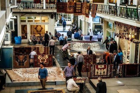 بازار-فرش-دستبافت-قالیشویی