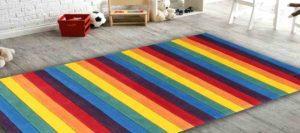 فرش-رنگی-فانتزی