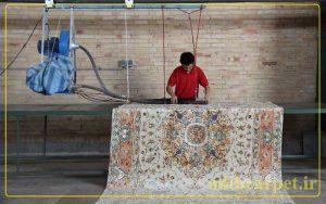 رفوکاری-قالیشویی-ادیب
