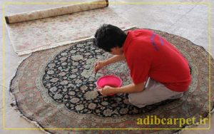 رنگزنی-قالیشویی-ادیب